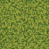 Green camouflage with spots stock images