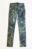 Green Camouflage trousers Royalty Free Stock Image