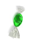 Green candy Stock Photography