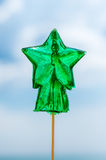 Green candy Royalty Free Stock Image