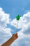 Green candy Royalty Free Stock Photo