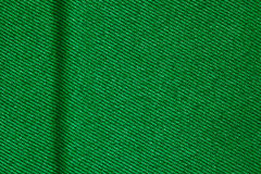 Green canvas background Royalty Free Stock Photos