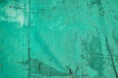 Green canvas cover background Stock Photos