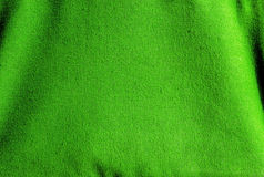Green canvas fabric texture background. Close up green canvas fabric texture background Stock Photography