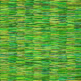 Green canvas textile texture background Stock Photography