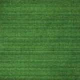 Green canvas texture abstract background Royalty Free Stock Images