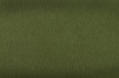 Green canvas texture or background Royalty Free Stock Image