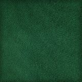 Green canvas texture Royalty Free Stock Images