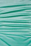 Green canvas texture background Royalty Free Stock Image
