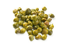 Green capers Stock Photo