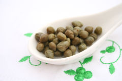 Green capers Royalty Free Stock Photo
