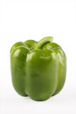 Green capsicum Stock Photos
