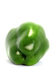 Green capsicum Stock Photography