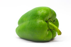 Green Capsicum Royalty Free Stock Image
