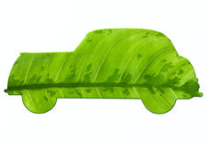 Green car Stock Photos