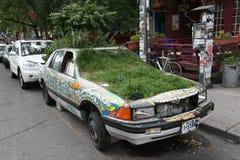 Green Car Stock Photos