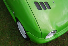 Green car Stock Photo