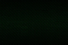 Green carbon fiber hexagon pattern. Background and texture. 3d illustration Stock Photos