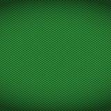 Green carbon texture fiber background. Vector illustration Stock Images