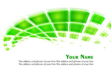 Green card Royalty Free Stock Images