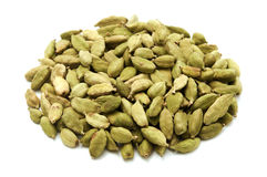 Green cardamom Stock Images