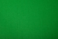 Green cardboard. Green designer paper having the texture Stock Image