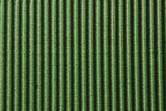 Green cardboard Royalty Free Stock Images