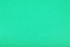 Green cardboard. Cardboard green with grooves and irregularities Royalty Free Stock Photo