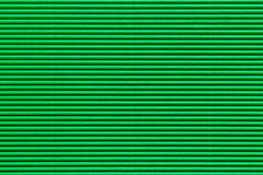 Green cardboard texture Stock Images