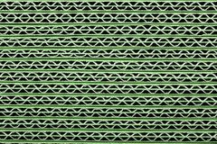 Green cardboards, a background Royalty Free Stock Images
