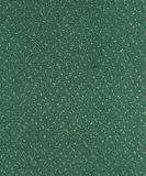Green carpet texture. Detail green ornament carpet texture Stock Images