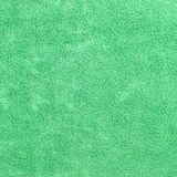 Green carpet texture Royalty Free Stock Images