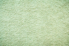 Green carpet textures Royalty Free Stock Photos