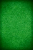 Green carton background Stock Photography