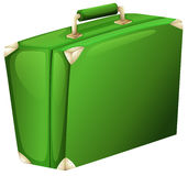 A green case Stock Images