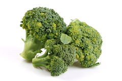 Green cauliflower Stock Images