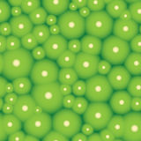 Green cell pattern organic seamless texture Stock Photo