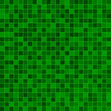 Green ceramic tile Stock Photography