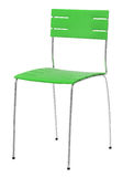 Green chair Royalty Free Stock Photos