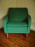 Green chair Stock Photos