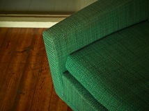 Green chair Stock Photography