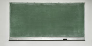 Green Chalk Board Stock Photo