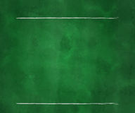 Green Chalk Board Background Stock Image