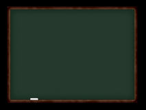 Free Green Chalkboard Royalty Free Stock Photos - 8134258