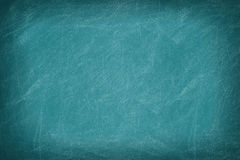 Green chalkboard / blackboard. Royalty Free Stock Image