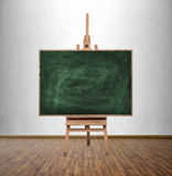Green chalkboard Stock Photos