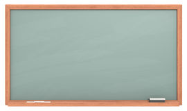 Green Chalkboard. Royalty Free Stock Photo