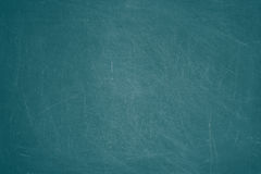 Green chalkboard. Stock Images