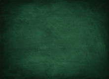 Green chalkboard Stock Photography