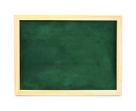Green chalkboard Royalty Free Stock Photos